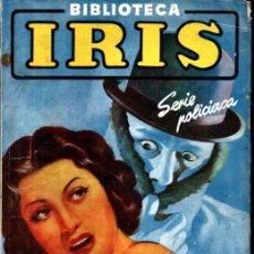 Libros de segunda mano: M. SEGURA : LA LLAMADA DE LA MUERTE (BRUGUERA BIBLIOTECA IRIS, 1943.). Lote 217539932