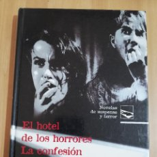 Libros de segunda mano: EL HOTEL DE LOS HORRORES / LA CONFESIÓN DEL PASTOR ANGLICANO (WILKIE COLLINS). Lote 218123205