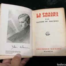 Libros de segunda mano: LA POSADA DE JAMAICA, DAFHNE DU MARIER. Lote 218140358