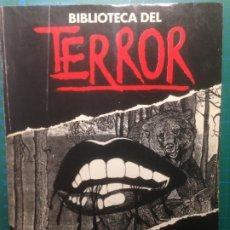 Libros de segunda mano: PÁNICO EN EL BOSQUE (II). BIBLIOTECA DEL TERROR Nº56 A-TERRO R-0659,11 EDICIONES FORUM 1984. Lote 218334890