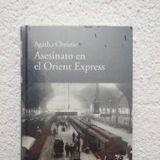Libros de segunda mano: ASESINATO EN EL ORIENT EXPRESS. AGATHA CHRISTIE. Lote 218473646