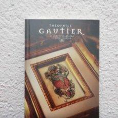 Libros de segunda mano: GAUTIER. LA MUERTA ENAMORADA Y OTROS RELATOS. COLECCIÓN EL PAÍS. MAESTROS DEL TERROR.. Lote 218477092