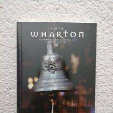 Libros de segunda mano: WARTON. LA CAMPANILLA DE LA DONCELLA. COLECCIÓN EL PAÍS. MAESTROS DEL TERROR.. Lote 218478003