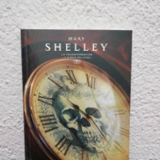 Libros de segunda mano: MARY SHELLY. LA TRANSFORMACIÓN Y OTROS RELATOS. COLECCIÓN EL PAÍS. MAESTROS DEL TERROR.. Lote 218499093