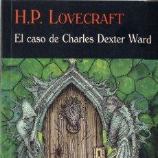 Libros de segunda mano: EL CASO DE CHARLES DEXTER WARD - H. P. LOVECRAFT - VALDEMAR - 2017 - RUSTICA - 224 PAGS. Lote 218595336