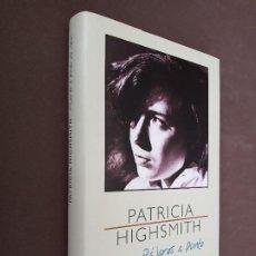 Libros de segunda mano: PÁJAROS A PUNTO DE VOLAR, PATRICIA HIGHSMITH. CÍRCULO DE LECTORES.. Lote 219320227