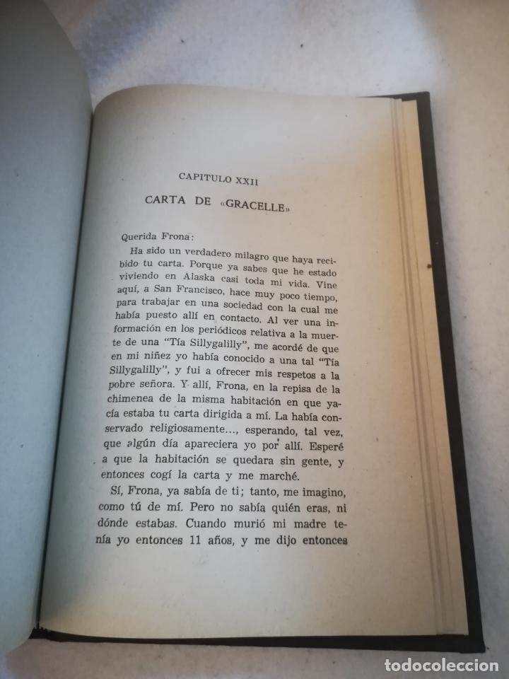 Libros de segunda mano: EL CASO DE LA MUJER TRANSPARENTE. HARRY S.KEELER Y HAZEL G.KEELER. 1963. ED REUS. 294 PAG. VER - Foto 2 - 219571833