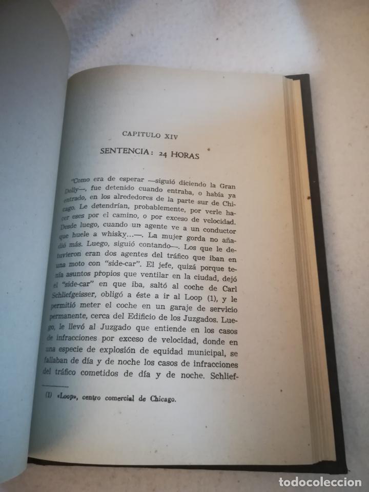 Libros de segunda mano: EL CASO DE LA MUJER TRANSPARENTE. HARRY S.KEELER Y HAZEL G.KEELER. 1963. ED REUS. 294 PAG. VER - Foto 3 - 219571833