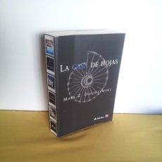 Libros de segunda mano: MARK Z. DANIELEWSKI - LA CASA DE HOJAS - EDITORIAL PÁLIDO FUEGO 2013. Lote 220315968