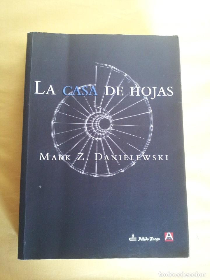 Libros de segunda mano: MARK Z. DANIELEWSKI - LA CASA DE HOJAS - EDITORIAL PÁLIDO FUEGO 2013 - Foto 2 - 220315968
