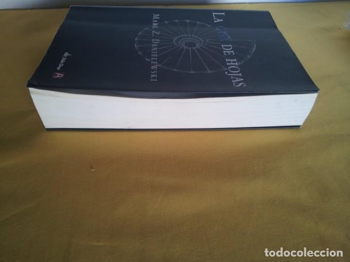 Libros de segunda mano: MARK Z. DANIELEWSKI - LA CASA DE HOJAS - EDITORIAL PÁLIDO FUEGO 2013 - Foto 8 - 220315968
