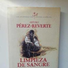 Libros de segunda mano: LIMPIEZA DE SANGRE. Lote 220607217