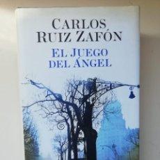 Libros de segunda mano: EL JUEGO DEL ÁNGEL. Lote 220608387