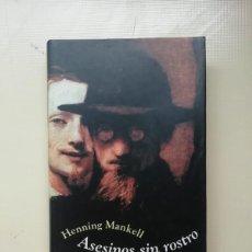 Libros de segunda mano: ASESINOS SIN ROSTRO. Lote 220618586