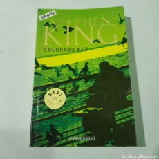 Libros de segunda mano: STEPHEN KING COLORADO KID - TDK57. Lote 220784077