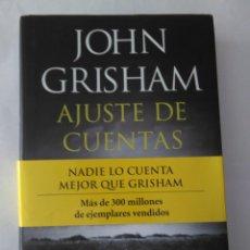 Libros de segunda mano: AJUSTE DE CUENTAS . JOHN GRISHAM ( PLAZA Y JANES ). Lote 254735445
