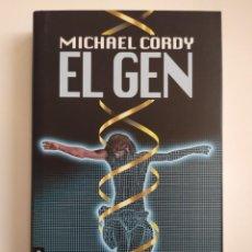 Libros de segunda mano: EL GEN - MICHAEL CORDY - CÍRCULO DE LECTORES, 1998. Lote 221312650