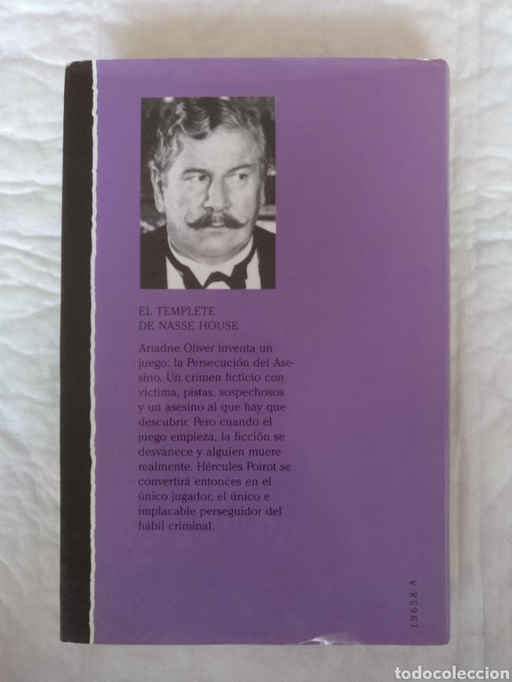 Libros de segunda mano: El templete de Nasse House. Agatha Christie. Editorial Molino para Círculo de lectores. Libro - Foto 10 - 221437992