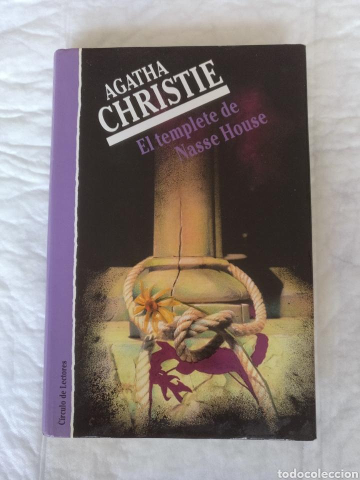 EL TEMPLETE DE NASSE HOUSE. AGATHA CHRISTIE. EDITORIAL MOLINO PARA CÍRCULO DE LECTORES. LIBRO (Libros de segunda mano (posteriores a 1936) - Literatura - Narrativa - Terror, Misterio y Policíaco)