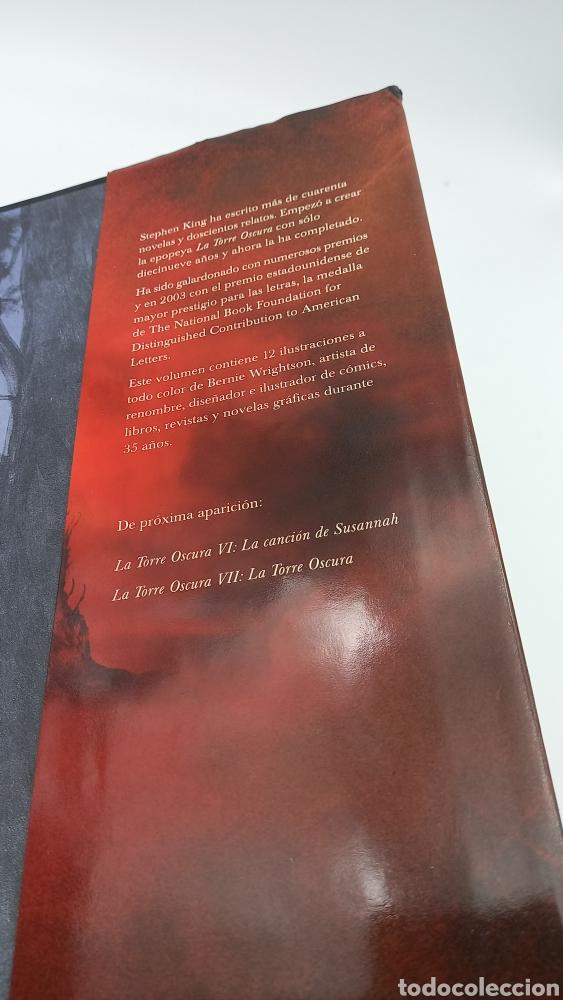 Libros de segunda mano: LIBRO STEPHEN KING - LA TORRE OSCURA V LOBOS DEL CALLA - PLAZA JANÉS - PRIMERA EDICIÓN 2004 - Foto 6 - 221488511