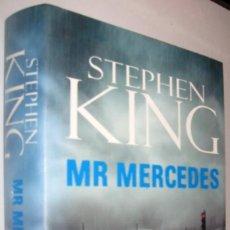 Libros de segunda mano: MR MERCEDES - STEPHEN KING. Lote 221573176