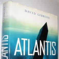 Libros de segunda mano: ATLANTIS - DAVID GIBBINS. Lote 221581700