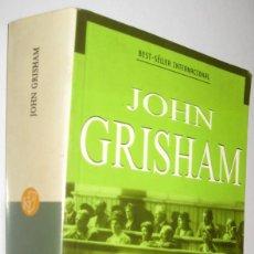 Libros de segunda mano: EL JURADO - JOHN GRISHAM. Lote 221648416