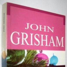 Libros de segunda mano: UNA NAVIDAD DIFERENTE - JOHN GRISHAM. Lote 221650530
