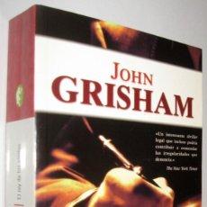 Libros de segunda mano: EL REY DE LOS PLEITOS - JOHN GRISHAM. Lote 221651778