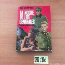 Libros de segunda mano: LA NOCHE DE LOS GENERALES. Lote 221684920