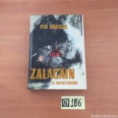 Libros de segunda mano: ZALACAIN EL AVENTURERO. Lote 221694416