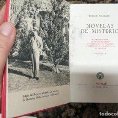 Libros de segunda mano: NOVELAS DE MISTERIO II. EDGAR WALLACE.. Lote 221952585