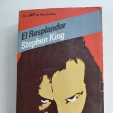 Libros de segunda mano: EL RESPLANDOR. STEPHEN KING. Lote 222099683