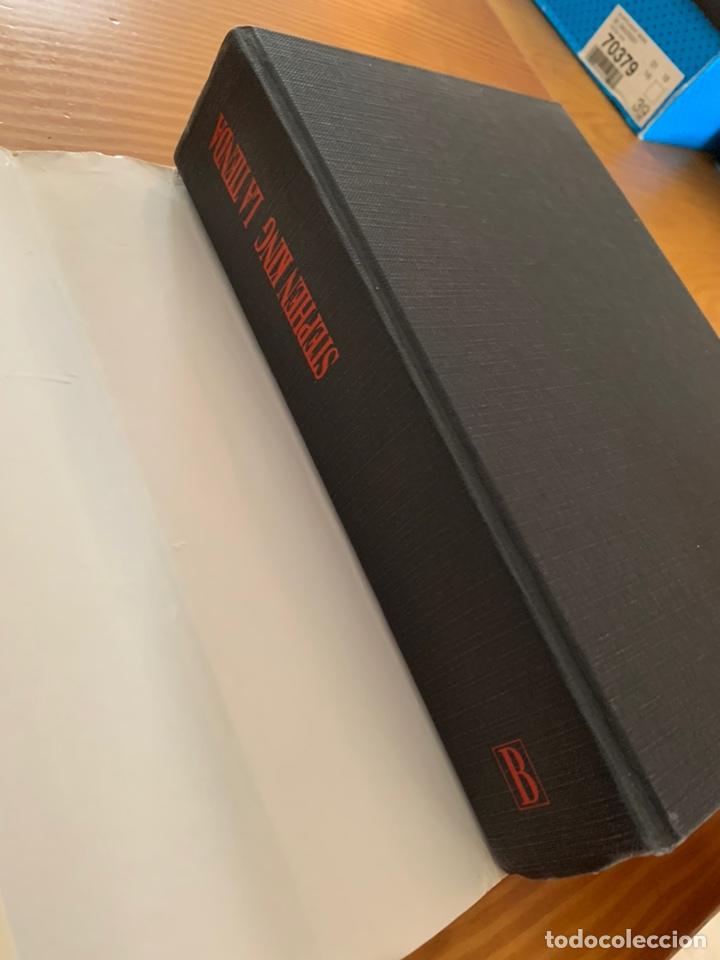Libros de segunda mano: LIBRO STEPHEN KING - LA TIENDA - EDICIONES B 1ª ED. 1992 - TAPA DURA Y SOBRECUBIERTA - Foto 6 - 222136735