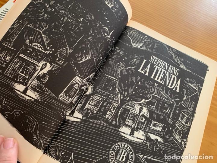 Libros de segunda mano: LIBRO STEPHEN KING - LA TIENDA - EDICIONES B 1ª ED. 1992 - TAPA DURA Y SOBRECUBIERTA - Foto 7 - 222136735