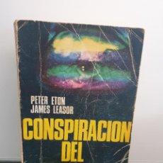 Libros de segunda mano: CONSPIRACIÓN DEL SILENCIO. PETER ETON Y JAMES LEASOR. 1965.. Lote 222389211
