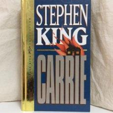 Libros de segunda mano: CARRIE (STEPHEN KING). Lote 222494742