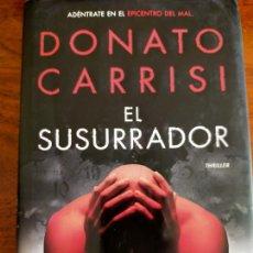 Libros de segunda mano: DONATO CARRISI. EL SUSURRADOR.. Lote 222498098