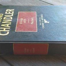 Libros de segunda mano: EL LARGO ADIOS - PLAYBACK / RAYMOND CHANDLER 14 / RBA / X104LIO. Lote 222607042
