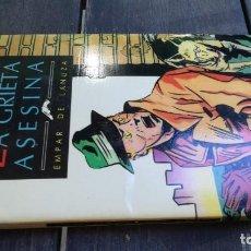 Libros de segunda mano: LA GRIETA ASESINA / EMPAR DE LANUZA / MESTRAL / X406. Lote 222607303