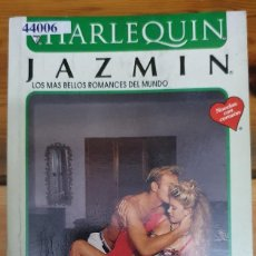 Libros de segunda mano: 43406 - NOVELA ROMANTICA - HARLEQUIN - JAZMIN - LA HUELLA DE UNA FANTASIA - Nº 1084. Lote 222625713