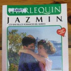 Libros de segunda mano: 43407 - NOVELA ROMANTICA - HARLEQUIN - JAZMIN - ESCLAVA DEL PASADO - Nº 1067. Lote 222625727