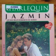 Libros de segunda mano: 43408 - NOVELA ROMANTICA - HARLEQUIN - JAZMIN - NOCHE SIN LUNA - Nº 1234. Lote 222625745