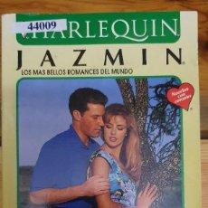 Libros de segunda mano: 43409 - NOVELA ROMANTICA - HARLEQUIN - JAZMIN - MI HERMOSA DAMA - Nº 1019. Lote 222625767