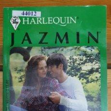 Libros de segunda mano: 43412 - NOVELA ROMANTICA - HARLEQUIN - JAZMIN - ALGO MAS QUE UN MILLONARIO - Nº 1687. Lote 222626106