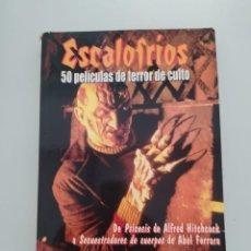 Libros de segunda mano: ESCALOFRÍOS. Lote 223293508