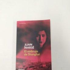 Libros de segunda mano: EL EMBRUJO DE SHANGHÁI. Lote 223294065
