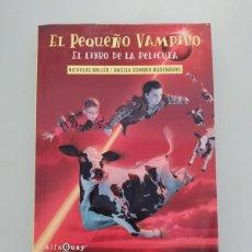 Libros de segunda mano: EL PEQUEÑO VAMPIRO. Lote 223294690