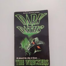 Libros de segunda mano: DARK PATHS. Lote 223295231