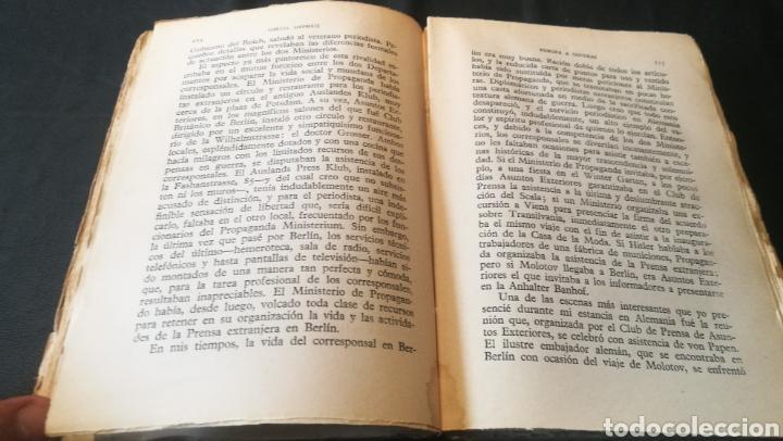 Libros de segunda mano: EUROPA A OSCURAS - ISMAEL HERRAIZ , SEGUNDA EDICIÓN , MADRID 1945a - Foto 2 - 223815937
